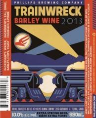 TRAINWRECK_2013_LABEL8f5198.1