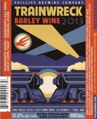 TRAINWRECK_2013_LABEL8f5198.1